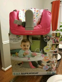 Summer Infant 4-in-1 SUPERSEAT Waldorf, 20603