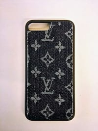 Denim Lv iPhone 8 plus case Atlanta, 30349