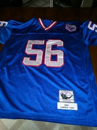 blue and white NFL original Lawrence Taylor Syracuse, 13208