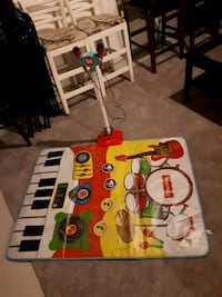 Kids Karaoke music mat