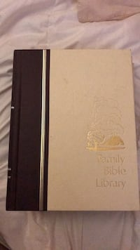 Family Bible Library book number 9