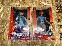 Thundercats Action Figures LARGE in NIB by Warner Brothers lot of 2 Burbank, 91505