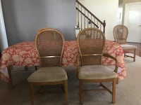 two brown wooden framed gray padded armchairs Ocean, 08758