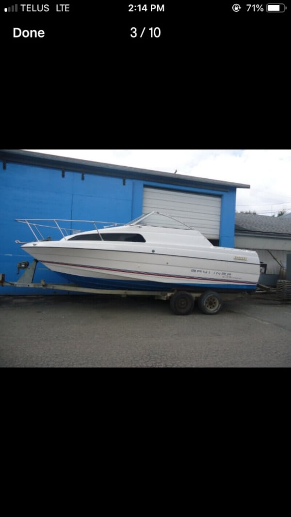 1993 Bayliner 2252 Classic - Reduced 2