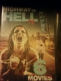 highway to hell movie DVD