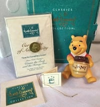 Walt Disney Classic Collection Winnie the Pooh and the Honey Tree WDCC Lowellville, 44436