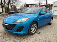 2010 Mazda MAZDA3 GS/5 Speed Manual/4 Cylinder/AS IS Special Scarborough, ON M1J 3H5, Canada