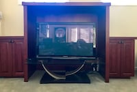 Custom built Entertainment Center  26 km
