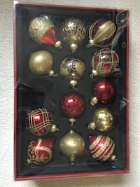 assorted-color bauble lot Maple Valley, 98038