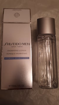Brand New in Box Shiseido men Hydra Lotion Mississauga