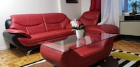 3 pcs sofa set with matching coffee table  Mississauga, L5K 2R3