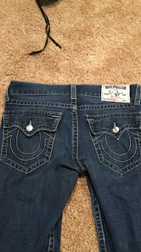 Blue true religion denim bottoms Onalaska, 54650
