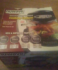 Nuwave infrared cooking system Grand Junction, 81501