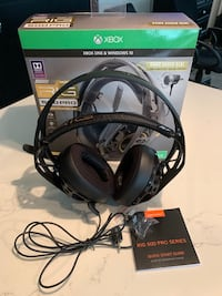 NEW IN BOX Xbox one RIG 500 Pro series headset Oklahoma City, 73102