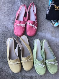 women's three pairs of shoes Vallejo, 94591