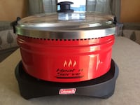 Coleman road trip propane cooler Chattanooga, 37402