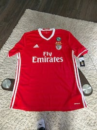 Brand new with tags SL Benfica jersey Brampton, L6Z 1E6