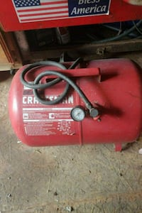 red and black air compressor Fredericksburg, 22406