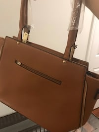 Brand new leather bag Vaughan, L6A 3A4