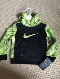 Brand New with tags Nike Dri-fit hoodie 1-2 years Buffalo Grove, 60089