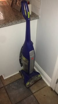 blue and yellow upright vacuum cleaner Baton Rouge, 70814