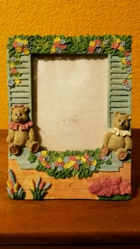 childs ceramic photo frames