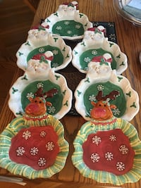 China candy dishes
