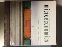 Microeconomics book Vaughan, L4J 6S7