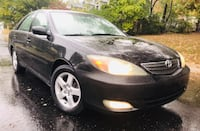 ONE OWNER ** 2004 Toyota Camry SE / Black on Black Takoma Park