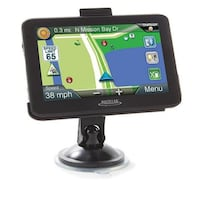 """MAGELLAN ROADMATE 5"""" GPS WITH LIFETIME MAP UPDATES AND TRAFFIC ALERTS Victoria"""
