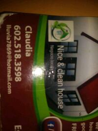 House cleaning and offices service's