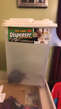 Dog food dispenser  Olney, 20832