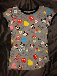 Minnie and Mickey Mouse shirt Soledad, 93960