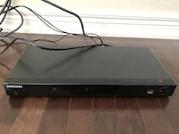 black Sony DVD player with remote Vaughan, L4H 0Z9