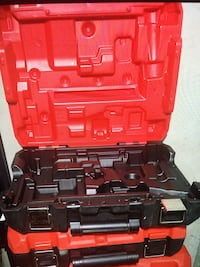 MIlWAUKEE Tool New Brand Case For Hammer Drill,Charge,2 Batteries Only Case Los Angeles, 91343