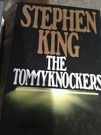 Tommy Knockers Stephen King Johnston, 50131