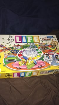 The game of life the simpsons edition Antrim, 17225
