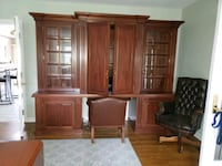 brown wooden cabinet with mirror Brick Township, 08723