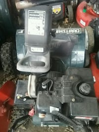black and red Craftsman snow blower Middletown, 45042