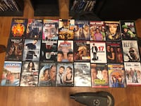 DVDs and Blu Rays Warner, 74469