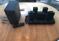 Panasonic HD 3D Blu-ray Disc Home Theater System North Easton, 02356