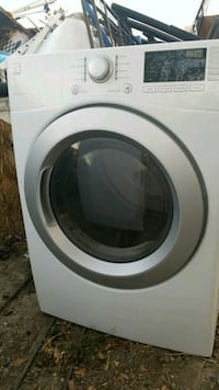white Samsung front-load clothes washer Grand Junction, 81501