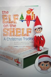 Elf on the Shelf - Boy Toronto, M5T