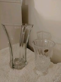 Collectable vintage vases