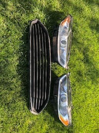 Ford Fusion headlights and grill Boise