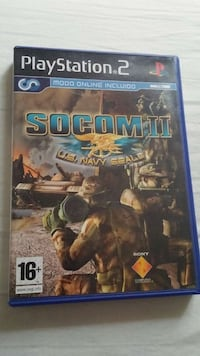 Sony PS2 SOCOM 2 US Navy Seals juego Móstoles, 28936
