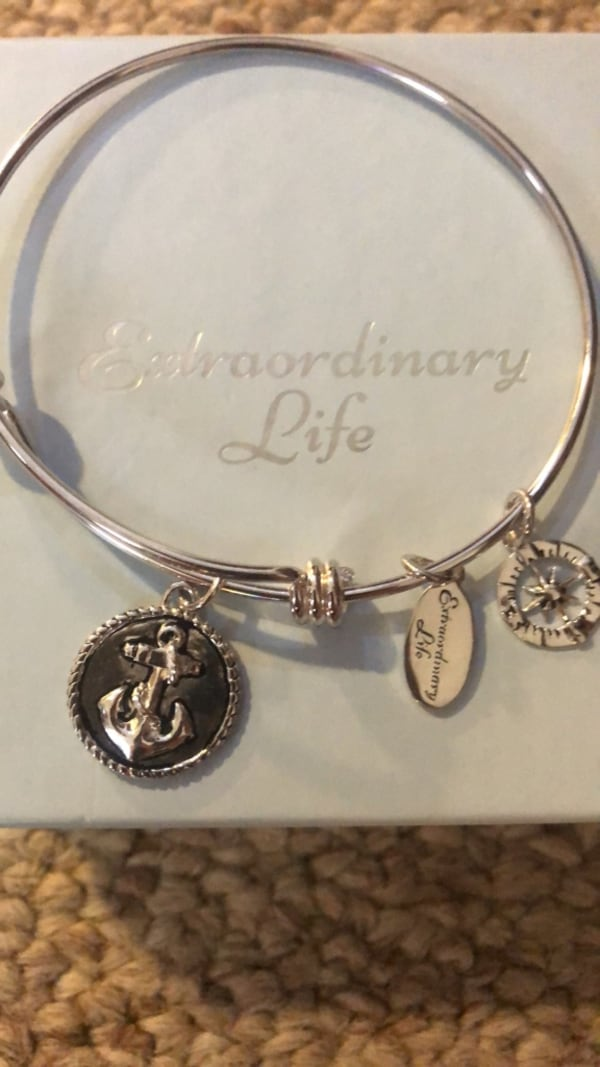 Jewelry Nautical Bracelet  084ea229-0d38-4790-a42f-c7ea7b87d766