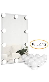 Vanity Mirror Bulbs with Dimmer