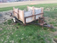 5x8 trailer Richland, 47634