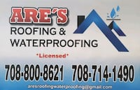 Roofing and Waterproofing.(Free Estimates) Chicago